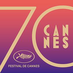 『第70回カンヌ国際映画祭』ロゴ ©FDC / Philippe Savoir (Filifox)