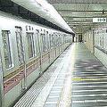 「幽霊説」で騒然となった新御徒町駅のホーム(画像はWikimediaより)