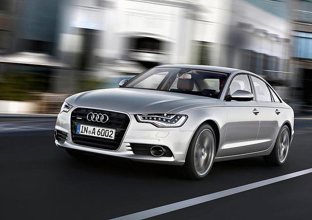 アウディより、アッパーミディアムクラスセダン新型『Audi A6』発売!