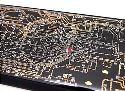 鉄ちゃんも、基板・電子回路マニアも納得 メイド・イン・ジャパンのハイクオリティすぎるiPhoneケース