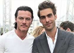 目の保養…イケメンカップルとして話題だったルーク&ジョン(写真は2015年撮影)  - Michel Dufour / Wireimage / Getty Images