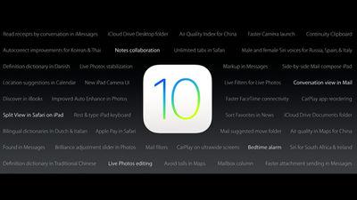 iphone アップデート 最新 機能