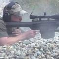 英陸軍・特殊空挺部隊(SAS)の凄腕スナイパー(画像はdailystar.co.ukのスクリーンショット)