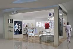 はるやま「P.S.FA」で海外初進出 中国で出店拡大へ