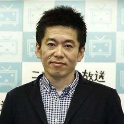 堀江貴文元社長、仮釈放で会見-ニコ生で12万人が視聴&会見には報道陣150人