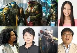 それぞれの役と雰囲気も似ている?  - (C) 2014 Paramount Pictures. All Rights Reserved.