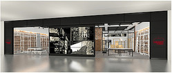 SC出店初 DKNYの新コンセプトストアがテラスモールに1号店