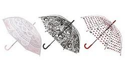 使い捨てられない「ブランドビニ傘」、渋谷109ブランドと製作