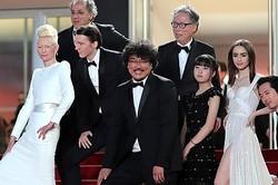 『オクジャ/okja』監督&キャストがレッドカーペットでポーズ!  - Neilson Barnard / Getty Images
