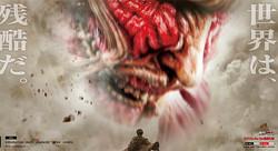 実写映画『進撃の巨人』映像初公開でネット上が話題に 「思ったより良い」「巨人ヤバい」