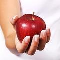 目からウロコの正しいリンゴの食べ方