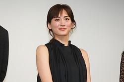 「わたしを離さないで」試写会に出席しいつものマイペースぶりを見せた綾瀬はるか