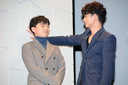 岡田将生に壁ドンされたら男性でもイチコロ……?