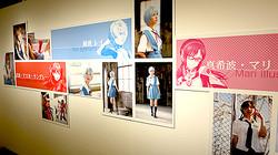 エヴァ×美少女写真展 作品約150点を初公開