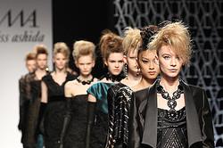 MISS ASHIDA、2012-13秋冬の最新コレクション