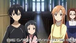 TVアニメ『ソードアート・オンライン』、第12話の先行場面カットを紹介