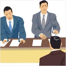 面接回数が多い会社は、良い会社?