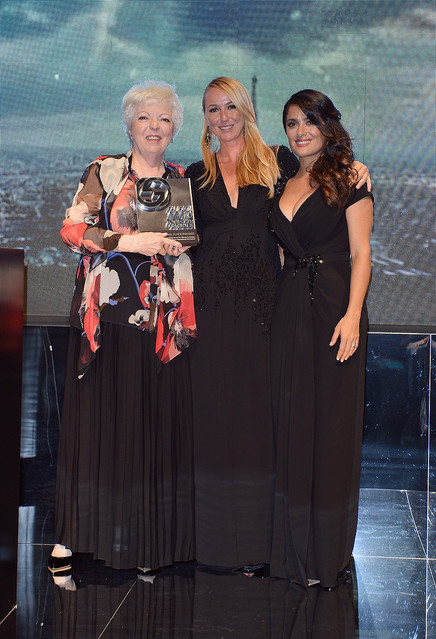第2回『Gucci Award for Women in Cinema』セルマ・スクーンメイカーが受賞