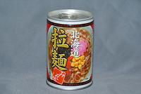 「北海道拉麺 みそ味」の缶