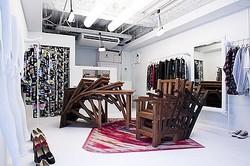 ファッション最前線 JFW-IFFで「インターナショナル」と「3Dプリンター」に触れる