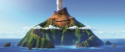 『南の島のラブソング』(C)2014 Disney/Pixar. All Rights Reserved.