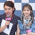 横澤夏子と齋藤飛鳥(乃木坂46)