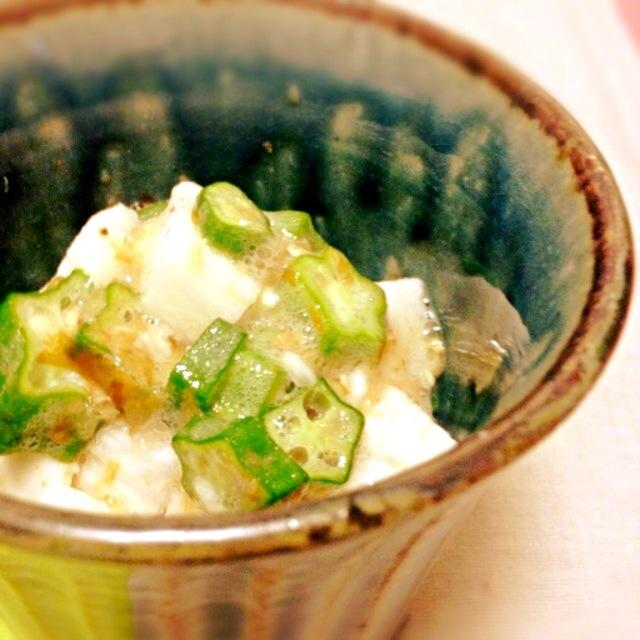 おいしい!山芋とオクラで作る料理、レシピアイディア集