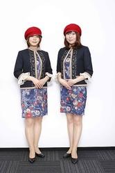 渋谷ヒカリエの制服をモトナリオノがデザイン