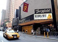 ジーグフェルド劇場(2008年撮影)  - Bryan Bedder / Getty Images