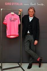 ポール・スミス、自転車レース「ジロ・デ・イタリア」ジャージーをデザイン
