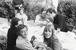 セルジュ・ゲンスブールとジェーン・バーキンが家族にみせた素顔 タッシェンから写真集発売