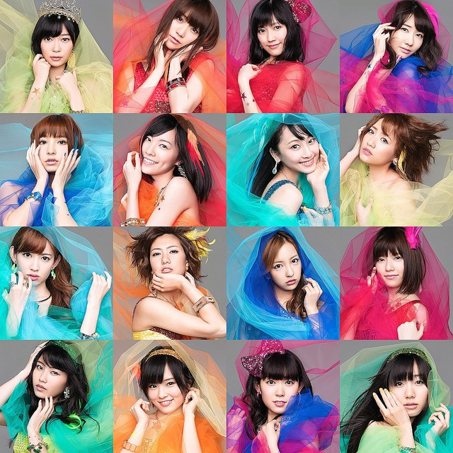 AKB48 32ndシングル「恋するフォーチュンクッキー」アー写 (C)AKS
