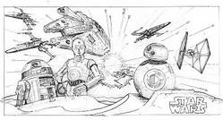 鳥取砂丘にも『スター・ウォーズ』が! ブームはますます盛り上がる!  - (C) 2015 Lucasfilm Ltd. & TM. All Rights Reserved
