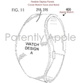 Apple Watch フレキシブル 特許