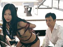 壇蜜、満を持してのフルヌードで挑む衝撃作!共演に板尾創路(右)  - (C)角川映画