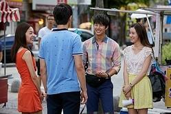 キム・ヒョンジュン(SS501末っ子)&キム・イェウォン、パク・ソジュン&ペク・ジニの道端デートをキャッチ