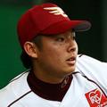 13年ドラフト1位で入団し、1年目から一軍のマウンドを踏んだ楽天の松井裕樹