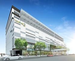新潟「ラブラ2」にH&MやZARA 大型ショッピングゾーン誕生へ