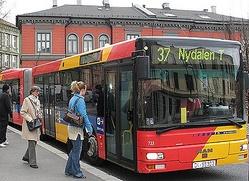 オスロの市バスが屎尿を動力燃料に:バイオガスを積極活用