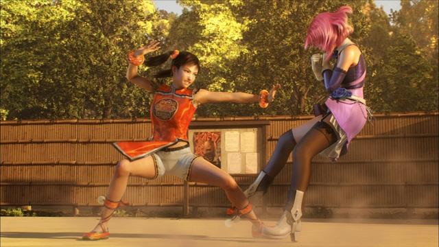 『鉄拳 ブラッド・ベンジェンス』(C)2011 NAMCO BANDAI Games Inc.