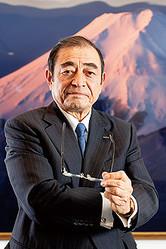 富士フイルムHD会長兼CEO古森重隆氏