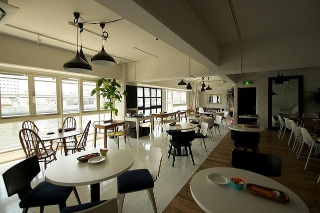 隅田川沿い、東京スカイツリーを臨む絶好のロケーション大型カフェレストラン「シエロイリオ」がオープン!