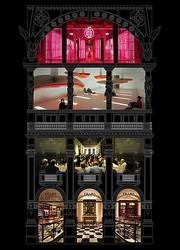 プラダ、ミラノの名所ガレリア再開発プロジェクト始動 メンズ店出店