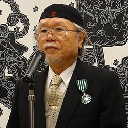 松本零士がフランスの藝術文学勲章受賞「マンガとアニメは光輝く日本文化」