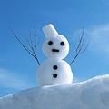 雪を早く溶かしたいならコレだ!「カラー・ポリ袋に入れるだけ」