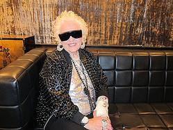 [インタビュー] 70歳のおばあちゃんDJルースが初来日 生涯現役の秘訣とは?