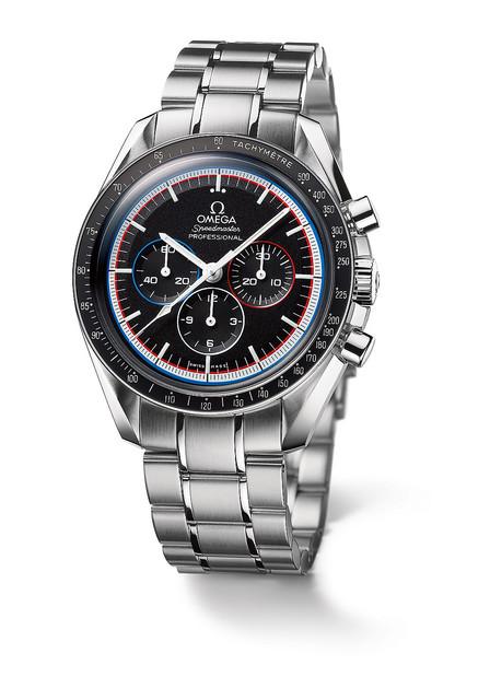 オメガから『スピードマスター プロフェッショナルアポロ15号 40周年記念限定モデル』が発売!
