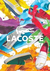 LACOSTE、シューズ専門サイト「ラコシュー」オープン