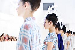 1年ぶり東京コレクション[JFW] 10月開催決定 ブランド支援事業スタート