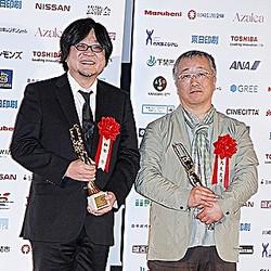 大友克洋、細田守を「次世代を引っ張る人」と称賛 - 毎日映画コンクール